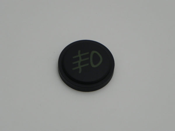 (New) 911 Fog Light Switch Cap 1978-89