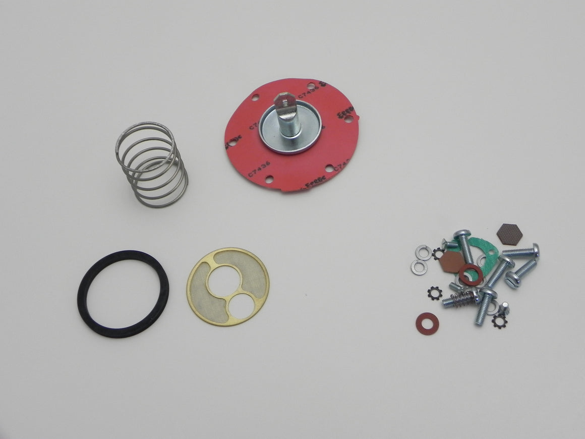 (New) 356 Early Fuel Pump Rebuild Kit - 1950-63