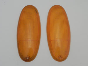 (Used) 914 Turn Signal Lens Pair 1970-76