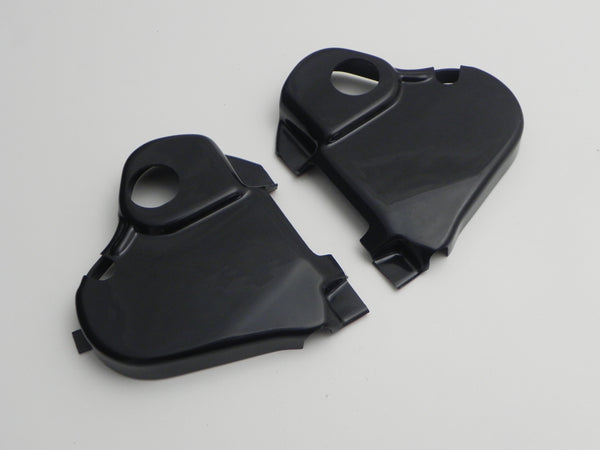 (New) 911/912 Driver's Seat Reclining Mechanism Cover Set - 1968