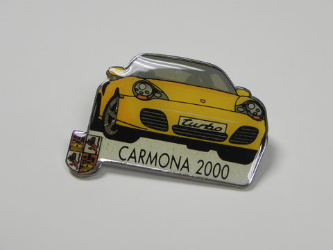 Collector Pin - Carmona 2000