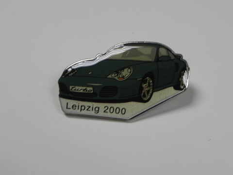 Collector Pin - Leipzig 2000
