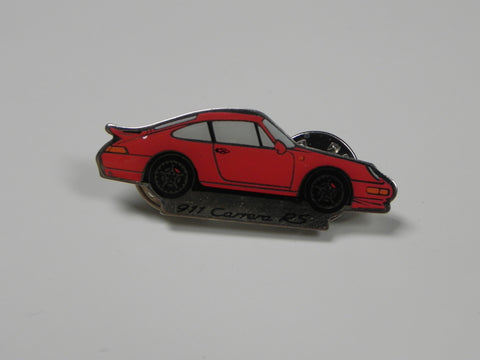 Collector Pin - Porsche 911 Carrera RS