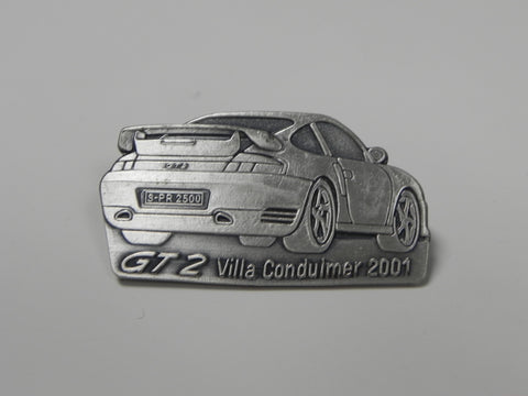 Collector Pin - GT2 Villa Condulmer - 2002