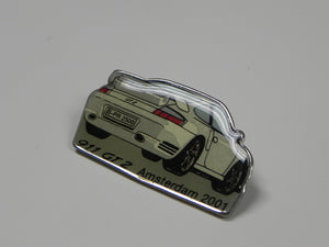 Collector Pin - GT2 Amsterdam - 2001