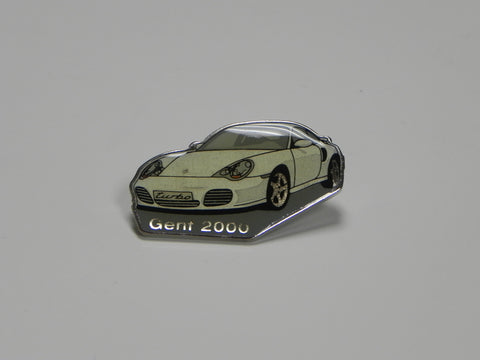 Collector Pin - 911 Turbo - Genf 2000
