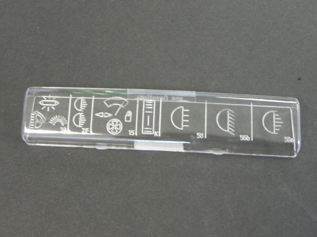Porsche 914 Fuse Box Cover Lid Reinvent Your Wiring Diagram Volvo 850 New 12 Pole 1970 76 Aase Sales Parts Rh Aasesales Com 911