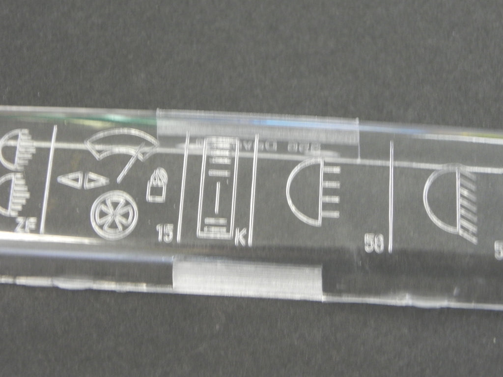 new 914 12 pole fuse box cover 1970 76 aase sales porsche parts rh aasesales com