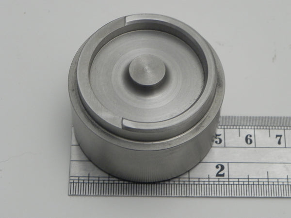 (New) 356/912/911 Stainless Front (M) Caliper Piston 1964-75