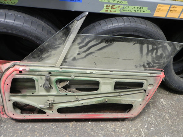 (Used) 914 Right Door Parts - 1970-76
