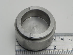 (New) 911 Stainless (A) Front Caliper Piston - 1974-89