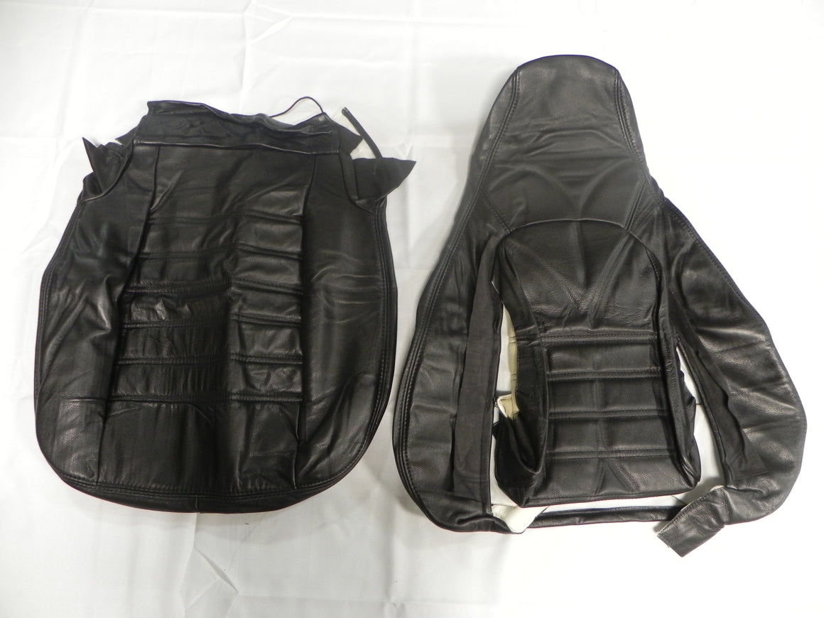 (New) 911 Leather Seat Cover - 1985-95