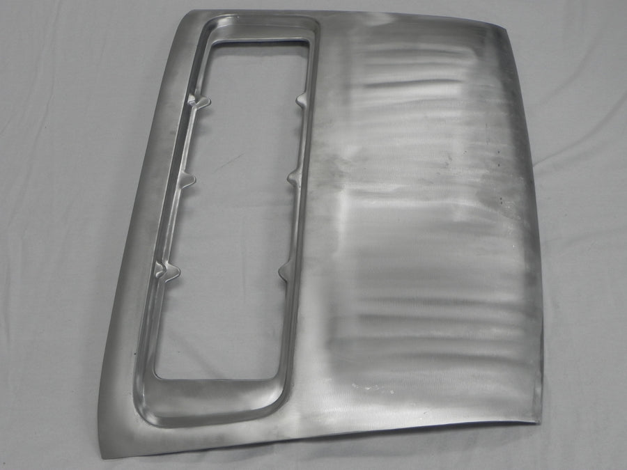 (New) 911 F/G/S/ST Full Aluminum Engine Lid - 1965-94