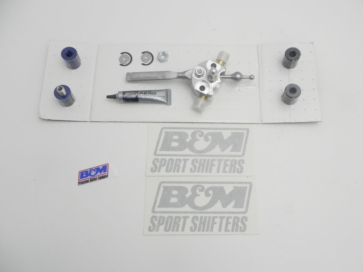 (New) 911/Boxster/Cayman B&M Short Shift Kit - 1997-2013