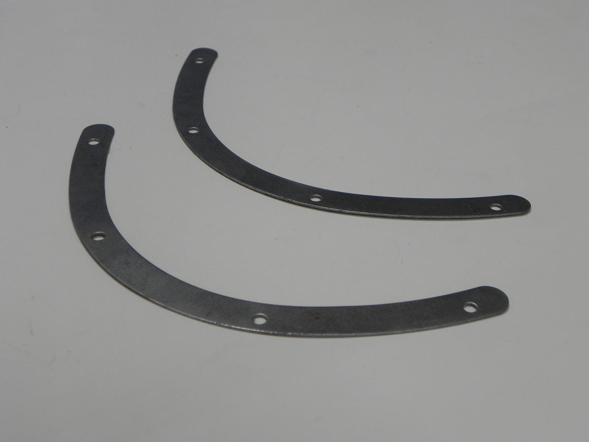 (New) 356 Pair of Hood Seal Corner Pieces - 1950-65