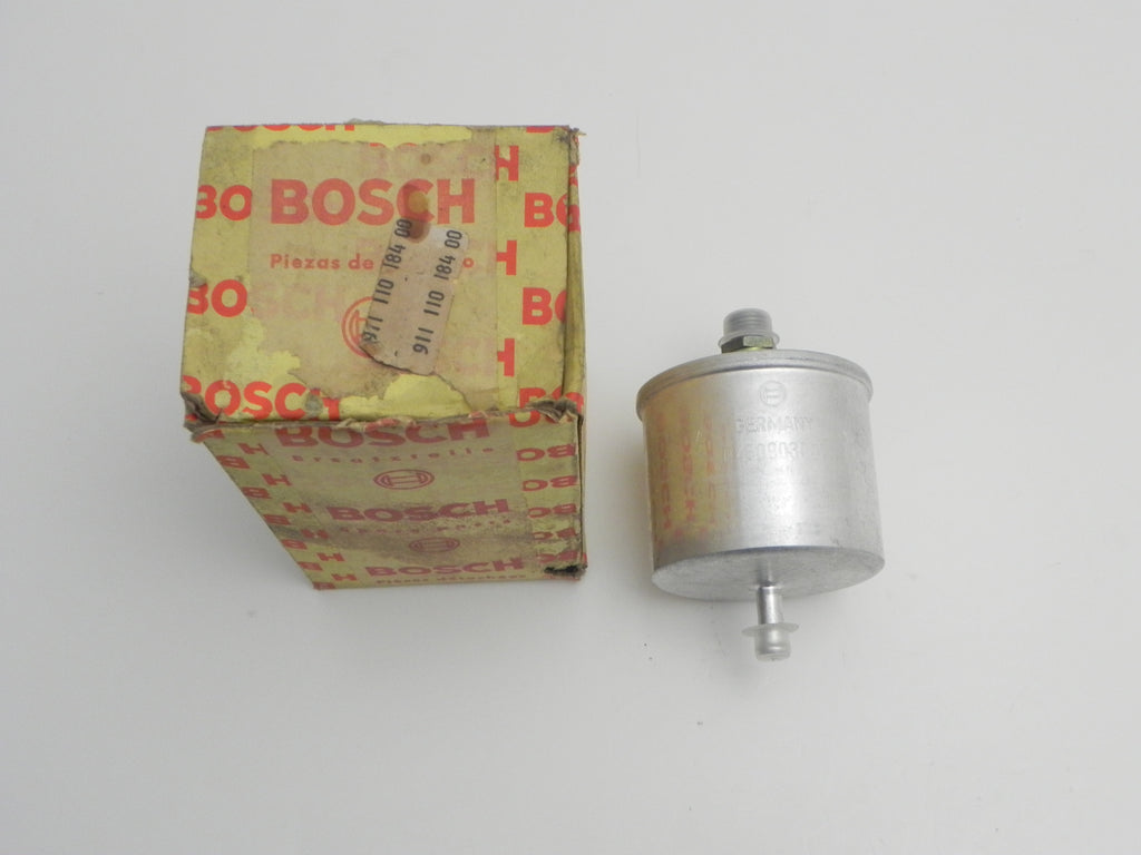 Nos 911 K Jetronic Rear Fuel Filter 1973 74 Aase Sales Porsche Bosch