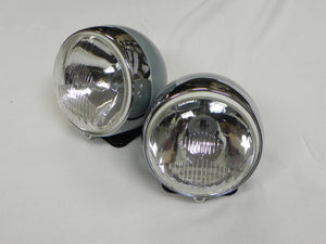 (New) 911/912/930 Cibie Rally Driving Light Set - 1965-89