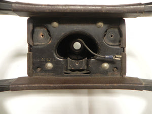 (Used) 924 Sports Steering Wheel Brown Leather 361mm - 1977-85