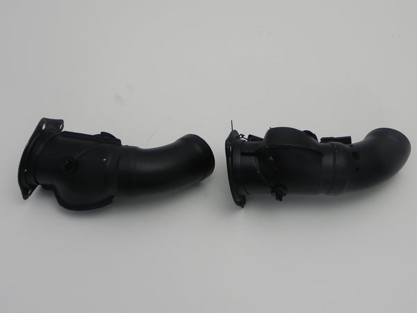 (New) 911/930 Pair of Black Late Heater Valves - 1987-89