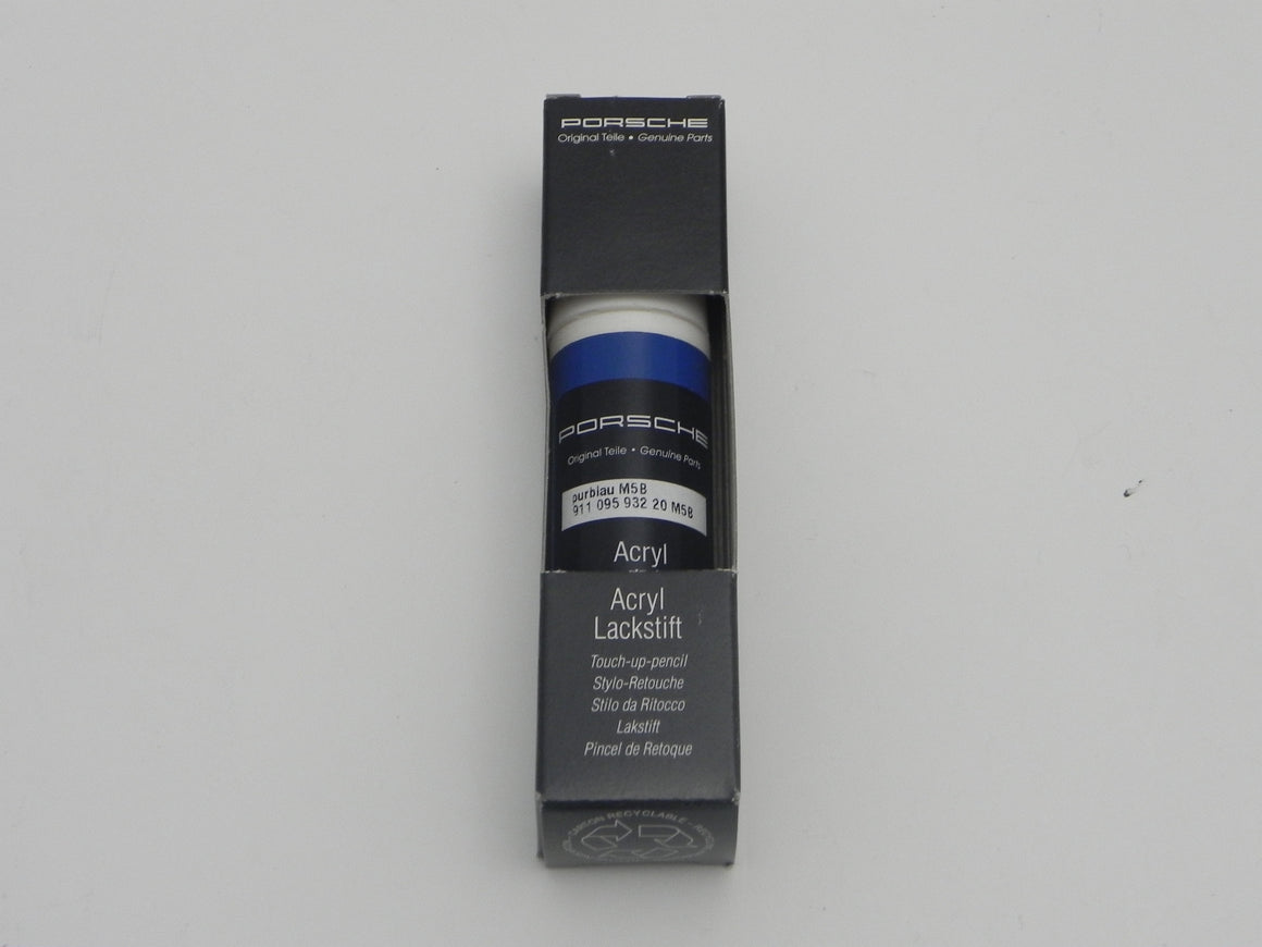 (New) Pure Blue Paint Touch Up Applicator - 2009-2012