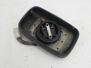 (Used) 911/924/928/944 Door Mirror Frame w/ Drive Motor - 1980-94