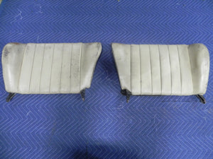 (Used) 911 Rear Seat Backrest Pair - 1972-73