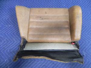 (Used) 911SC Rear Seat Backrest Pair - 1978-83