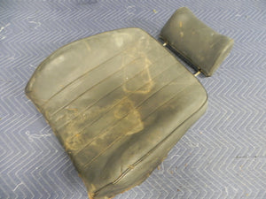 (Used) 911 Front Seat Backrest with Headrest - 1972-73