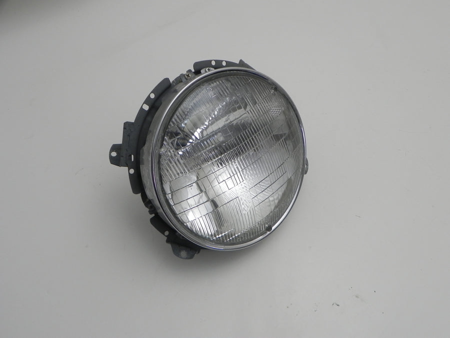(Used) 911/912/930 Sealed Beam Headlight Assembly - 1968-86