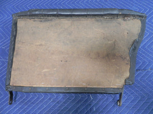 (Used) 911/912 Rear Seat Backrest Left - 1965-68