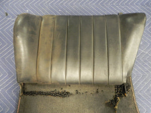 (Used) 911 Rear Seat Backrest Pair - 1969-71