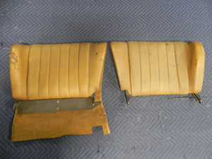 (Used) 911 Rear Seat Backrest Pair - 1974-77