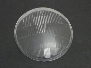 (New) 356/911/912 Bosch Clear Asymmetrical Headlight Lens - 1955-67
