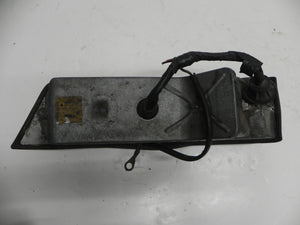(Used) 911/912E/930 European Right Rear Taillight Housing - 1969-86