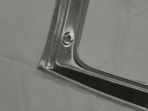 (New) Aluminum Frame for Factory Ducktail Racing Spoiler