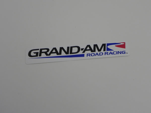 (New) Small Grand-Am Road Racing Decal