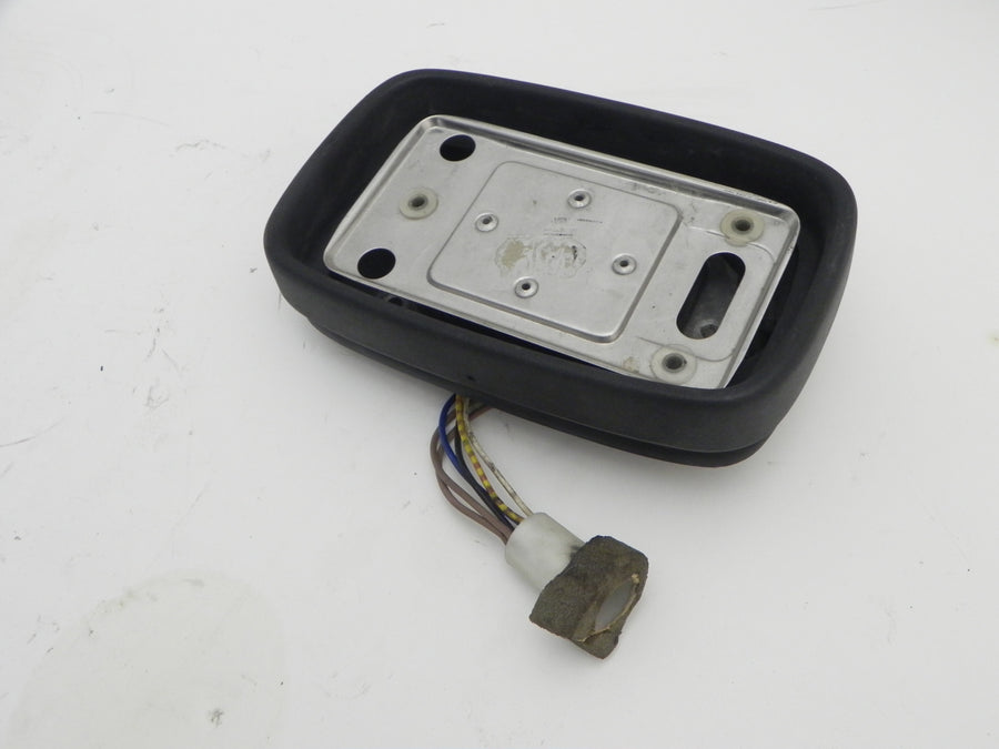 (Used) 911/912E/930 Left Hand Mirror Housing - 1974-89