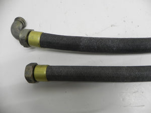 (Old-stock) 911 RSR Front Oil Lines - 1974