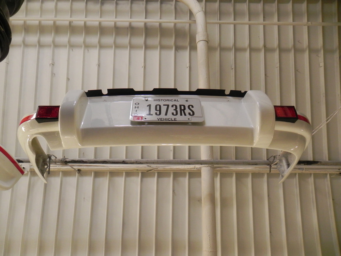(New) Original Carrera RS Rear Bumper - 1969-73