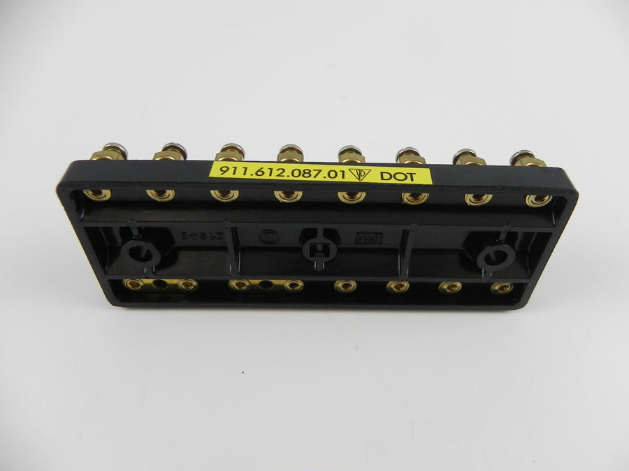 (New) 911 8 Pole Fuse Box - 1974-89