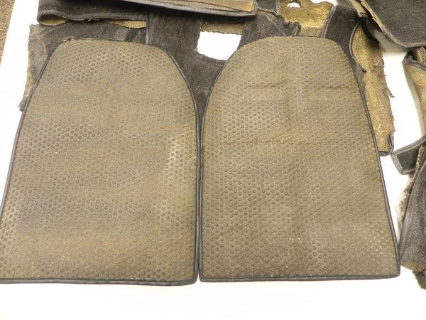 (Used) 73 911RS Touring Carpet Set German Velour 1973