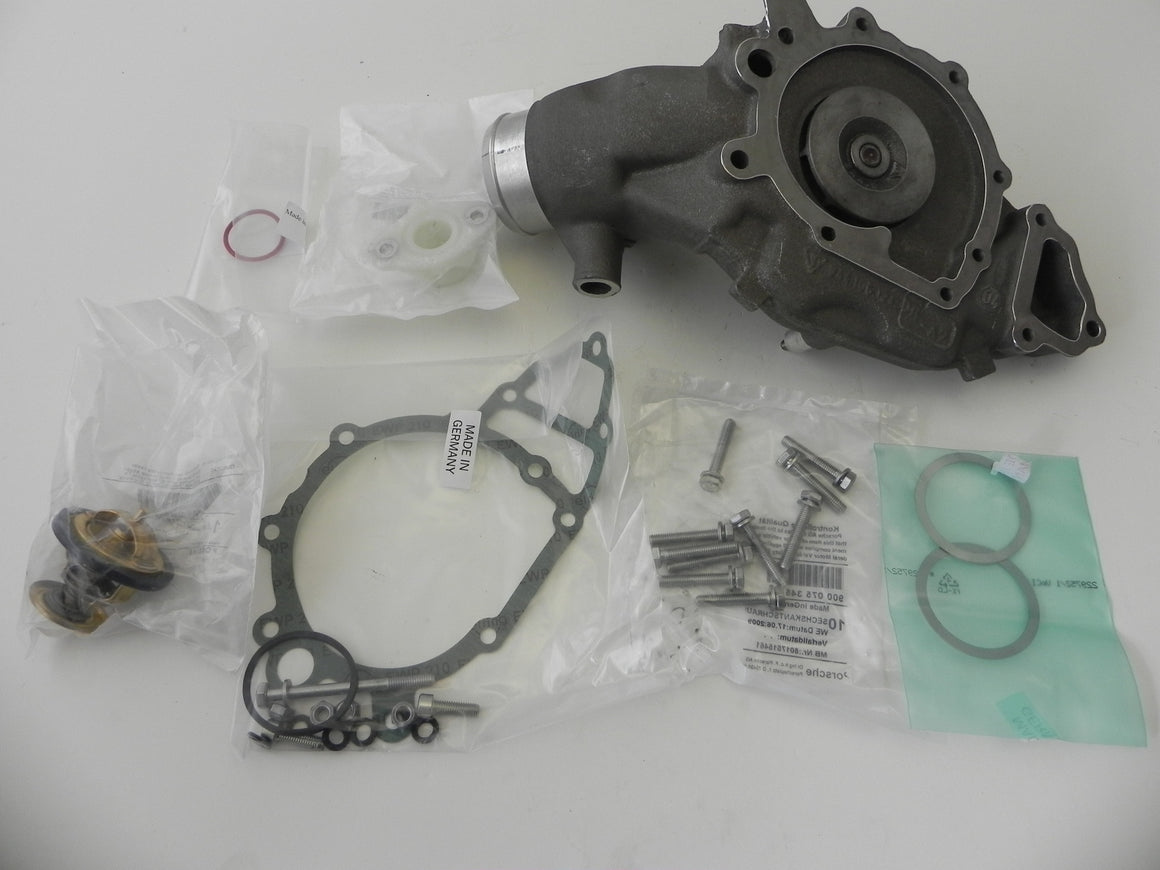 (New) 924/944 Water Pump Update Kit 1983-88