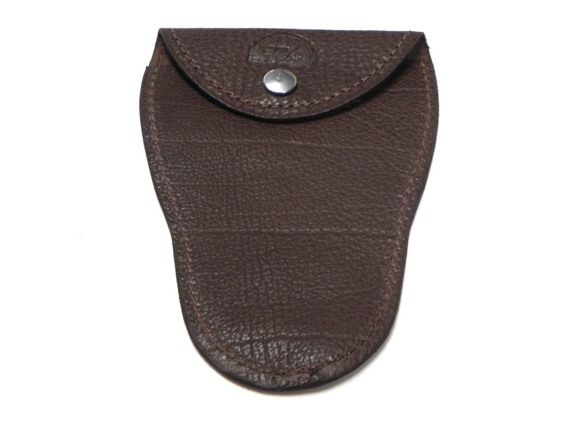 (New) Dark Brown Messko Tire Gauge Pouch