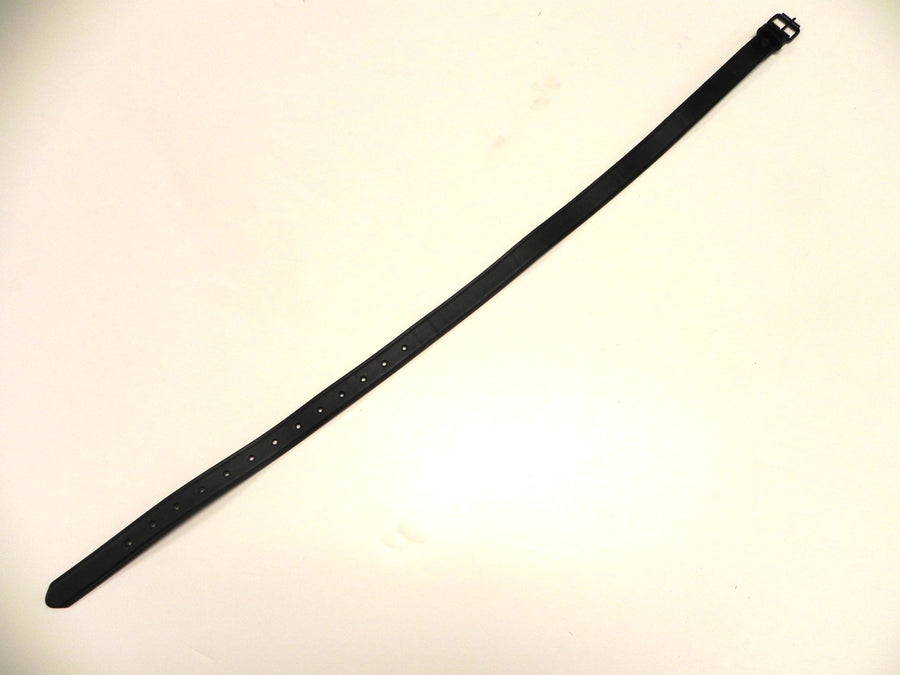 (New) 356 Black Spare Tire Strap - 1950-65