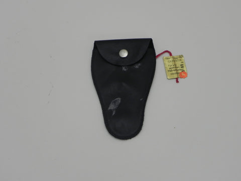 (Used) Sheep-Skin Black Messko Tire Gauge Pouch