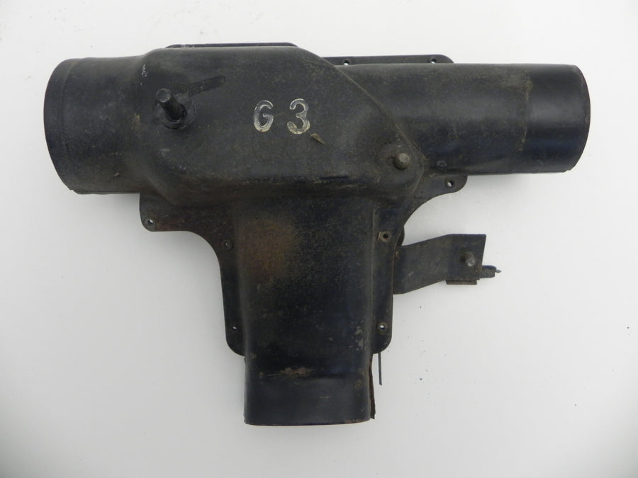 (Used) 356 Flap Control Box Driver Side 1960-65