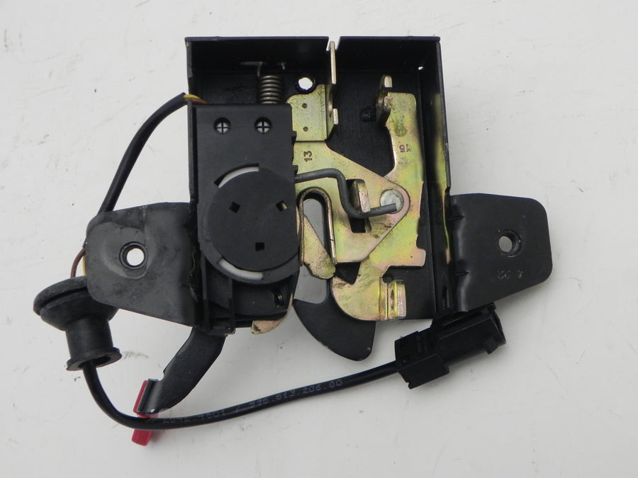 (Used) Boxster Front Lower Hood Latch 1997-04