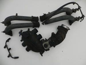 (Used) 914 1.7L Air Distributor Housing and Intake Manifolds 1970-71