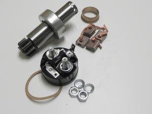 (New) 911 12v Starter Rebuild Kit - 1965-78