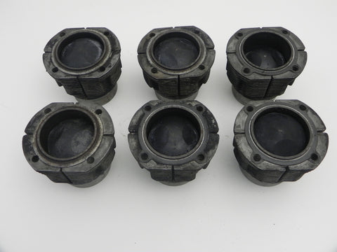 (Used) 911 2.0L Set of 6 Mahle 80mm Cylinder and Piston - 1965-68